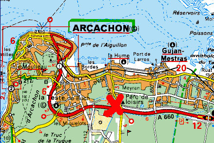 Photo-carte-Arcachon-Gujan-Mestras