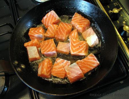 saumonpoele