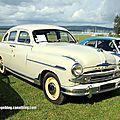 Ford vedette de 1954 (Retro Meus Auto Madine 2012) 01