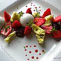 C'est la saison des fraises !!