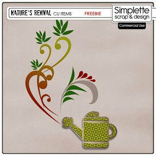Nature's revival_Simplette_freebie_pv