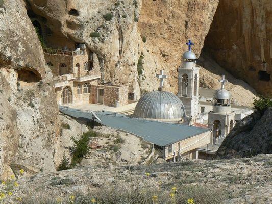 43 Malloula monastère orthodoxe