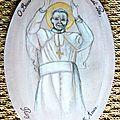 Bienheureux Jean-Paul II Médaillon