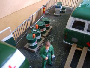 diorama castrol (5)