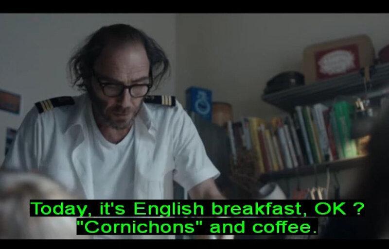 english breakfast cornichon