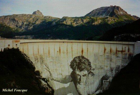 1522) barrage de Tignes