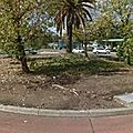 Rond-point à penrith (australie)