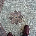 fleurette de marbre