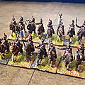 Projet second empire - 010. cavalerie française 1870, partie 3