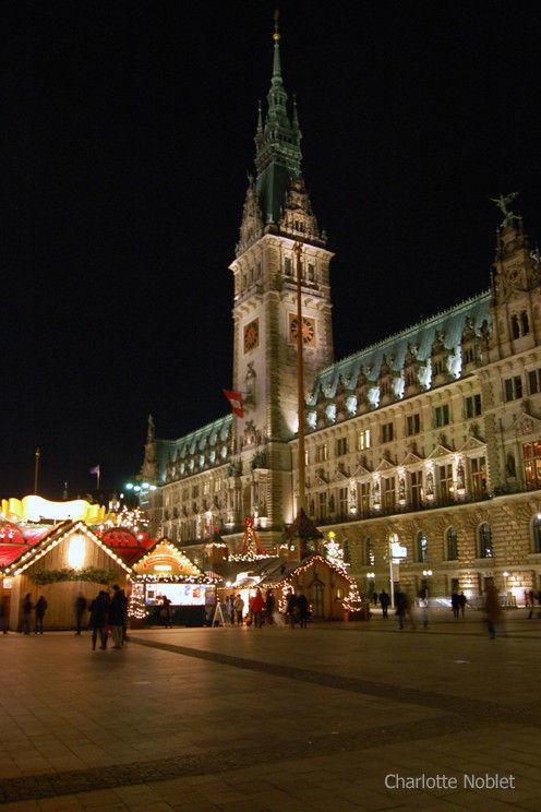 Hambourg - Mairie