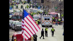 Boston Bomings investigation