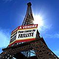Un chiffre très inquiétant, la dette française est de 5 000 milliards d'euros soit 250% du pib