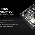 Nvidia tegrax1 preview and architecture analysis : automotive: drive cx and drive px