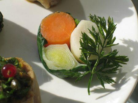 Maki légumes