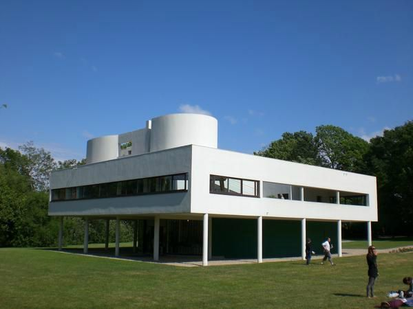 Le Corbusier Charles Edouard Jeanneret Gris Est Influence Design