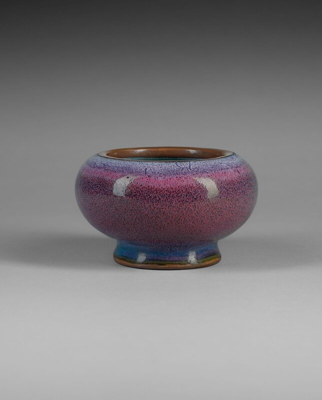 Perfumer or Incense Burner Cut Down from a Zhadou-Shaped Flowerpot, Ming dynasty, 1368-1644, probably 15th century