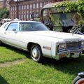 Cadillac eldorado coupé Biarritz de 1978 (8ème Rohan-Locomotion) 01