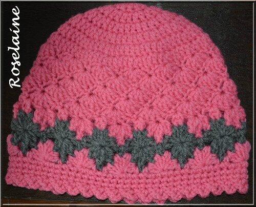 Roselaine244 Bonnet Octobre Rose