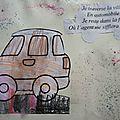 La voiture de lili août 2012