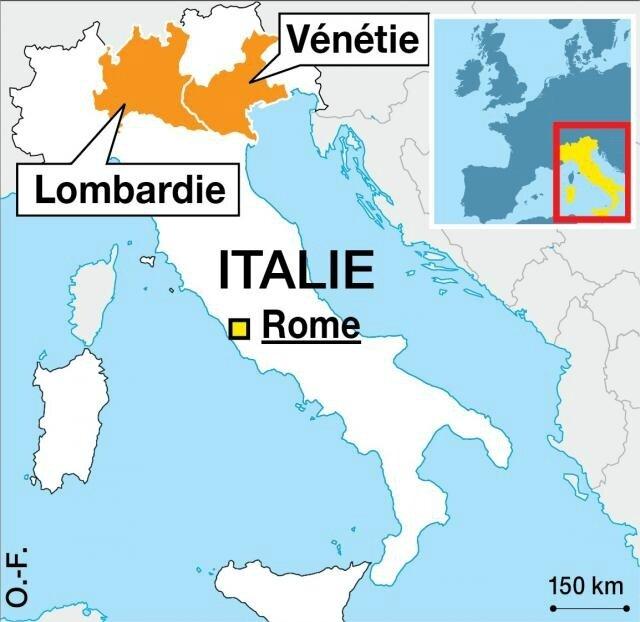 Italie Lombardie Vénétiejpg