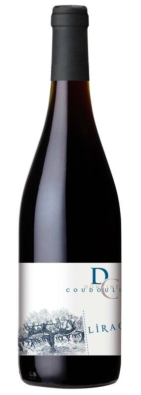 Lirac rouge (Domaine Coudoulis)