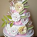 Wedding cake version scrap