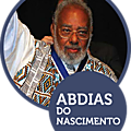 Abdias do nascimento célèbre leader afrobrésilien fête ses 93 ans