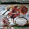 Une carte pop'up avec un clavier de piano pour fêter l'anniversaire d'une artiste musicienne ...