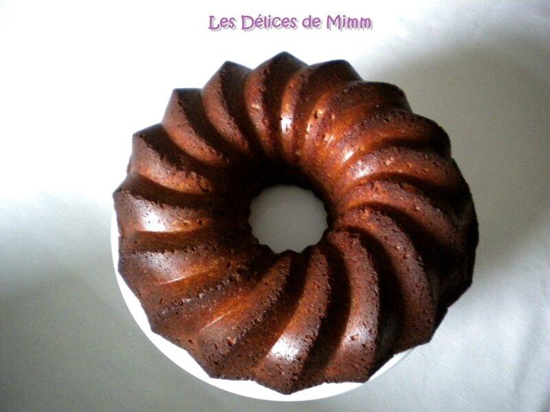 Gâteau au chocolat au lait et fève tonka 3