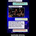 Sapphire crystal de virgil vernier : story baroque