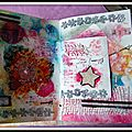 Art journal - live is short....