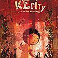 Un film : kérity, la maison des contes.