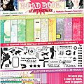 Grande nouvelle : road book :)