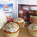 Muffin monday # 36 : muffins à la russe