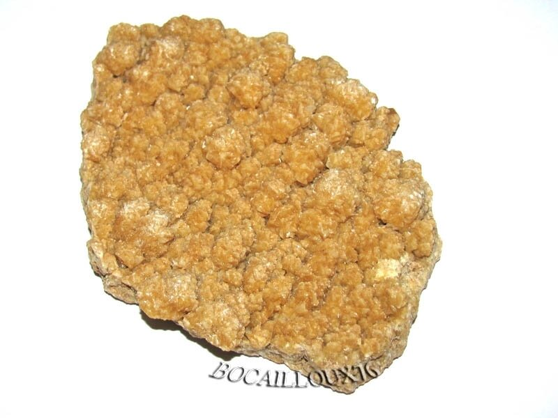 CALCITE Peau de Mouton Z305 - 31.Clamouse - COLLECTION MINERAUX