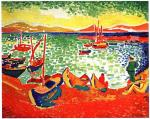Derain port collioure