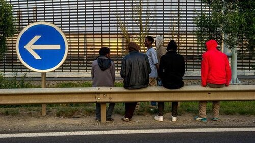 MigrantsCalais