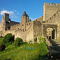 Cité de carcassonne toujours