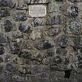 Gourette, plaque Napoléon (64)