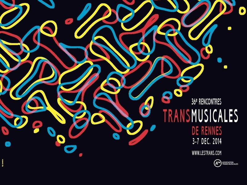 Trans Musicales 2014 les Trans visuel logo