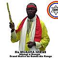 Kongo dieto 4464 : la culture d'un peuple est l'expression de l'ame de ce peuple dont sa langue est le vehicule principal