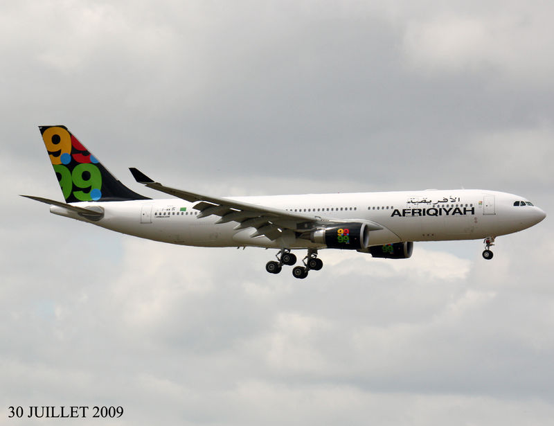AFRIQIHAH AIRWAYS