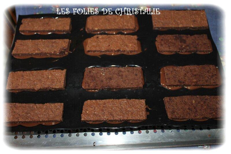 Bûchettes chocolat 17