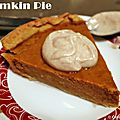 Cooking time: la pumkin pie