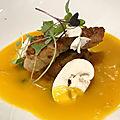 Restaurant la table de catusseau – pomerol