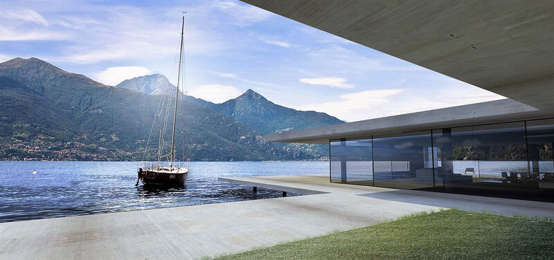 architecte rénovation villa saint tropez