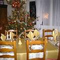 Noël 2009, table, cadeaux, swap tilda de noël