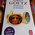 Adrien goetz, claude izner, anne perry