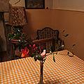 4 tiges pour un bouquet de saison