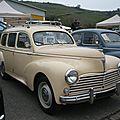 PEUGEOT 203 limousine familiale 6 places 1954 Soultzmatt (1)